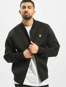 Lifted Jiho College Jacket Black