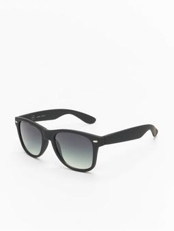 Merchcode Likoma Youth Sunglasses Black/Green
