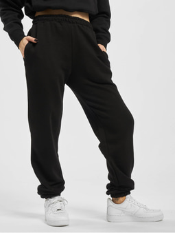 Missguided Basic Jogger Jogger Pants Black