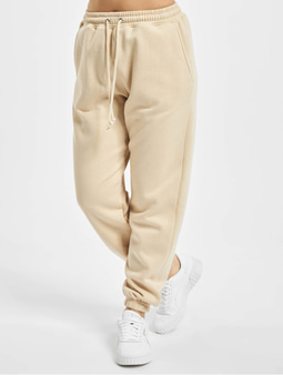 Missguided Petite 90s Sweat Pants Beige