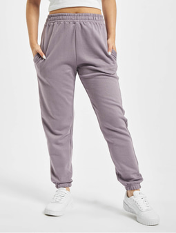 Missguided Petite Basic Sweat Pants Grey