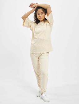 Missguided Petite Tshirt Coord Jogger Set Stone