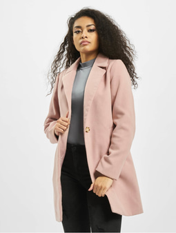 Missguided Ultimate Formal Coat Blush