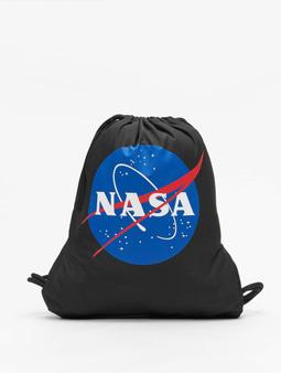 Mister Tee NASA Gym Bag Black