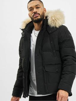 Moose Knuckles Winter Jacket Black