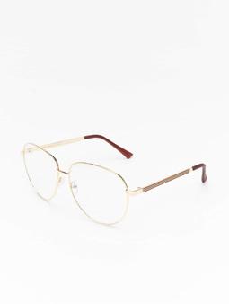 MSTRDS February Sunglasses Golden