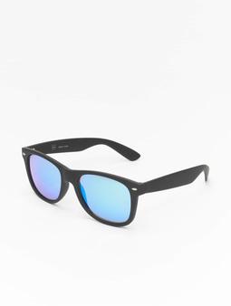 Masterdis Likoma Mirror Sunglasses Black/Blue