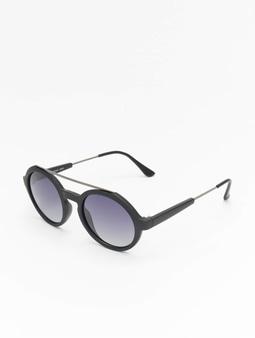 Masterdis Retro Space Polarized Mirror Sunglasses Black/Green