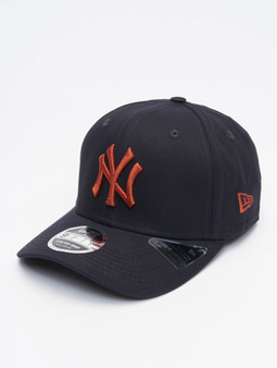 New Era MLB NY Yankees Leage Essential Snapback Cap Navy