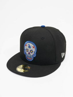 New Era Mlb Properties Los Angeles Dodgers 59fifty Snapback Cap Black