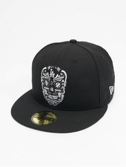 New Era Mlb Properties Los Angeles Dodgers 59fifty Snapback Cap Black