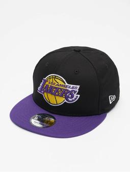 New Era NBA LA Lakers Nos 9fifty Snapback Cap Black/Official Team Color