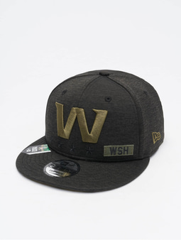 New Era NFL 20 STS EM 9Fifty Washington Redskins Flexfitted Cap Black