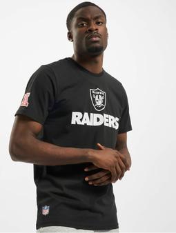 New Era NFL Oakland Raiders Fan T-Shirt Black