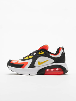 Nike Air Max 200 (GS) Sneakers Black/Anthracite