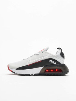 Nike Air Max 2090 GS Sneakers Photon Dust/White/Black/University Red