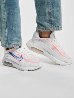 Nike Air Max 2090 Sneakers White/Racer Blue/Flash Crimson