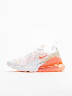 Nike Air Max 270 Ess Sneakers White/Bright Mango/Crimson Tint