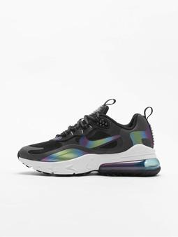 Nike Air Max 270 React 20 (GS) Sneakers Dark Smoke Grey/Multi/Color/Black/White
