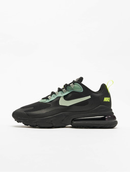 Nike Air Max 270 React Sneakers Black/Pistachio Frost/Silvern Pine/Volt