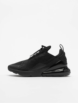 Nike Air Max 270 Sneakers Black/Flash Crimson/University Golden