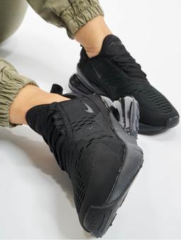 Nike Air Max 270 Sneakers Black/White/Pure Platinum/White