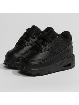 Nike Air max 90 Leather Toddler Snea Black/Black
