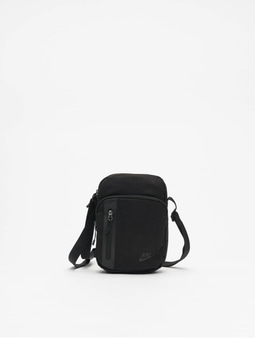Nike Tech Small Items Bag Black/University Red/Black