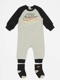 Nike Futura Coverall Sock Set Jumpsuit Stone Heather