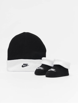 Nike Futura Hat & Bootie Black