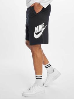 Nike HE FT Alumni Shorts Oatmeal Heather/Indigo Force