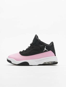 Nike Jordan Max Aura 2 (GS) Sneakers Black/White-Lt Arctic Pink