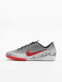 Nike JR Vapor 12 Academy GS Neymar IC Hallenschuhe White/Challenge Red/Black