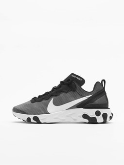 Nike React Element 55 SE Sneakers Black/Dark Grey