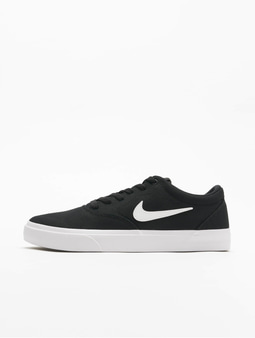 Nike SB Charge SLR Sneakers White/Black/White/Gum Light Brown