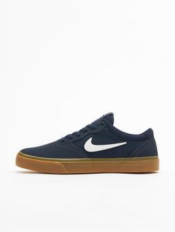 Nike SB Chron SLR Sneakers Black/University Red