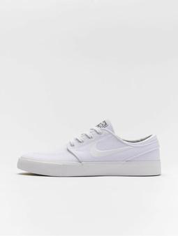 Nike SB Zoom Janoski Canvas RM Sneakers White/White/Gum Light Brown/Black