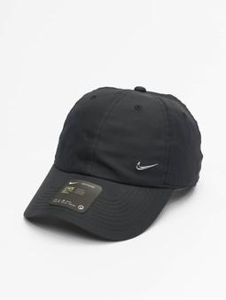 Nike Sportswear Heritage86 Snapback Cap Dark Grey/Metallic Silver