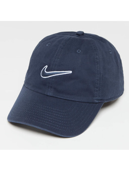 Nike SWH Essential H86 Snapback Cap Obsidian/Obsidian