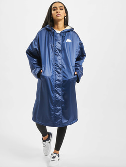 Nike Synthetic Fill Coat Blue Void/Muslin/White