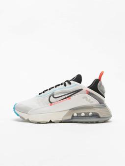 Nike W Air Max 2090 Sneakers White/Black/Pure Platinum/Bright Crimson