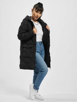 Noisy May nmFalcon Long Jacket Black