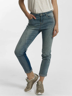 Noisy May nmKim Destory Two Colored Jeans Light Blue Denim