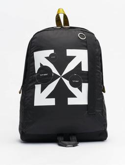 Off White Backpack Black Whit