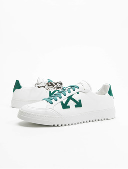 Off White Sneakers White Green