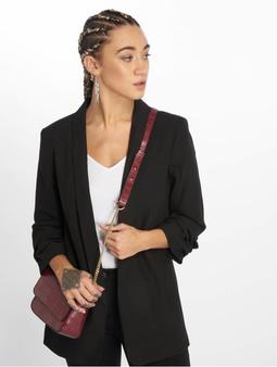 Pieces pcBoss 3/4 Blazer Black