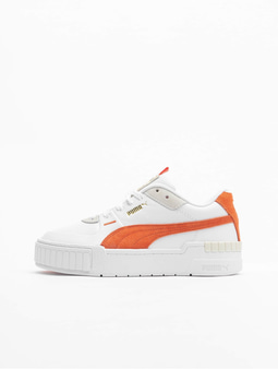 Puma Cali Sport Mix Sneakers Puma White/Marshmallow