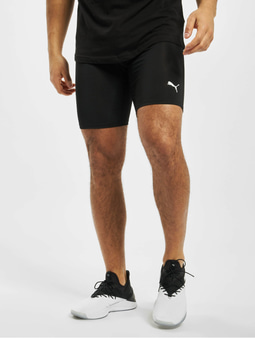 Puma Cross The Line Short Tights Puma Black