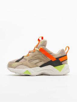 Reebok Aztrek 96 Adventure Sneakers Stucco/Sand Beige/Solar Orange