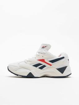 Reebok Aztrek 96 Sneakers White/Collegiate Navy/Radiant Red